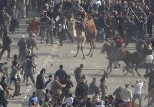 В Египте за время беспорядков пострадали около 5 тысяч человек