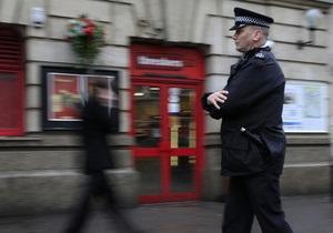 В Британии возле АЗС задержали подозреваемых в подготовке теракта