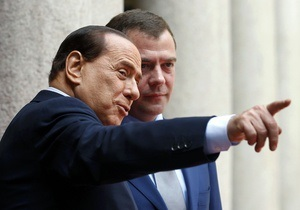 Берлускони: Против безвизового режима между РФ и ЕС выступают страны Восточной Европы