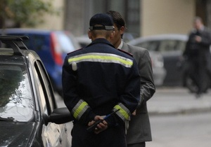 Могилев приказал гаишникам научиться общаться с водителями и уволил семерых начальников ГАИ