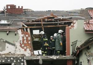 Польша: торнадо ударили по двум польским воеводствам