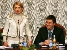 Наша Украина предостерегла БЮТ от агрессивных выпадов против Ющенко