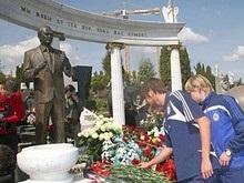 В столице почтили память Валерия Лобановского