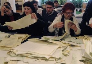 В Николаевском админсуде уже более часа сортируют и копируют протоколы из Первомайска