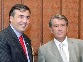 РБК daily: Ющенко и Саакашвили испугались перезагрузки