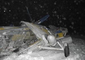 СМИ: Вертолет МВД, разбившийся в Кировоградской области, не имел права на взлет