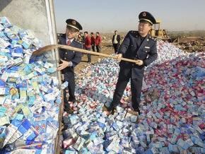 В Китае вынесли смертный приговор производителям отравленного молока