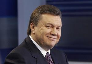 Янукович обещает Киеву вернуть долги и достроить метро
