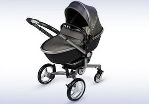 Aston Martin выпустила детскую коляску премиум-класса