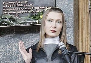 Новый зам Черновецкого отказалась переезжать в кабинет Кильчицкой
