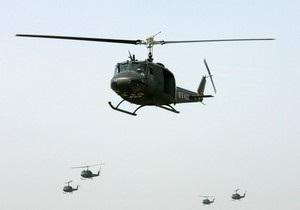 В Турции разбился военный вертолет: пятеро погибших