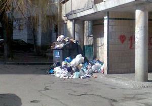 В Киеве установят еще 4 тыс. контейнеров для раздельного сбора мусора