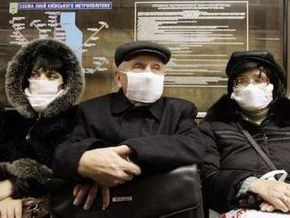 Минздрав Украины обнародовал очередную статистику по эпидемии гриппа