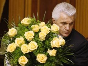 Литвин поздравил украинских берегинь