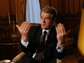 Эпидемия: Ющенко готов сделать себе прививку, чтобы подать пример украинцам
