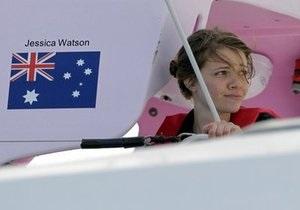 Австралийская школьница завершила одиночное кругосветное плавание