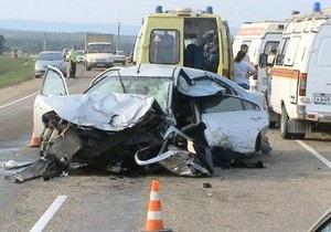 В Крыму в результате ДТП погибли три человека, среди них 9-летний ребенок