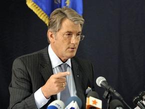 Ющенко заявил, что Тимошенко и Янукович могут погубить украинскую демократию