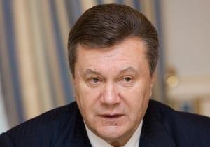 Герман заявила, что Янукович поздравил украинцев с годовщиной Оранжевой революции