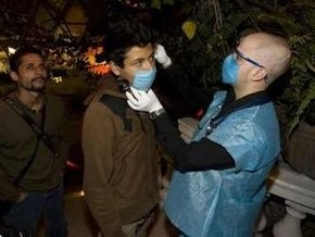 В Европе обнаружили больного с симптомами свиного гриппа