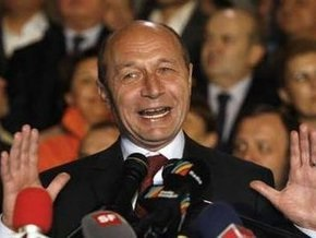 Румынские избиратели не смогли с первой попытки выбрать президента