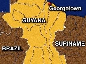 У побережья Гайаны обнаружено судно с драгоценностями на 2,6 млрд фунтов стерлингов