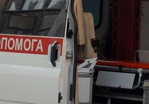 В Черкасской области легковой автомобиль врезался в грузовик, один человек погиб, трое травмированы