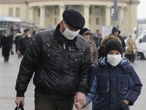 А/H1N1: Украина получит помощь от Эстонии, Венгрии, Индии