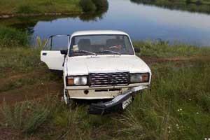 В Николаевской области нетрезвый водитель въехал в водохранилище и утонул