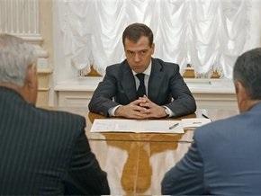 Медведев: ДТП под Ростовом произошло из-за расхлябанности