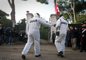 Итальянские анархисты взяли на себя ответственность за взрывы в Риме