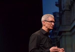 Apple отчиталась об успехах в торговле
