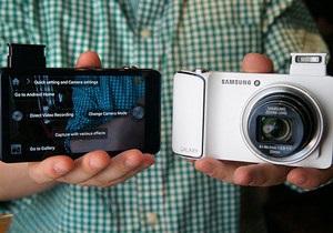 Samsung намерена покорить хипстеров фотоаппаратом на Android за $500