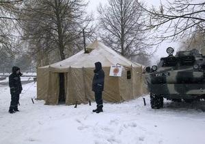 Погода - шторм - Западные области - На Запад Украины надвигаются шторм и метель, спасатели приготовили спецтехнику