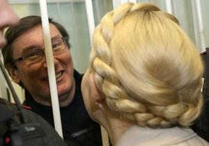 Тимошенко: Европейский суд вне очереди рассматривает дело Луценко