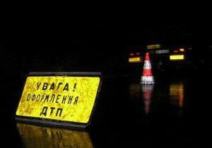 В МВД утверждают, что судья, сбивший двух человек в Ивано-Франковске, был нетрезв