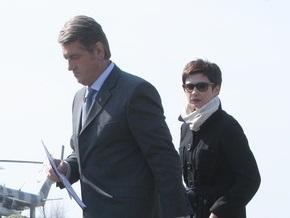 Ванникова: Ющенко не собирается идти в заблокированный парламент
