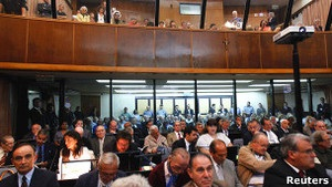 В Аргентине начался самый большой суд по  грязной войне