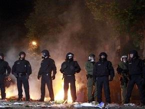 В Германии Вальпургиеву ночь отметили беспорядками