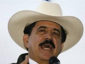 Свергнутый президент Гондураса призвал соотечественников устроить восстание