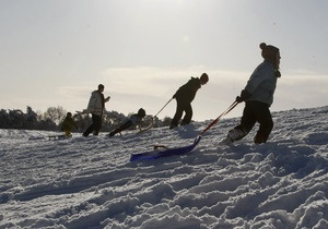 В Луганске из-за морозов приостановили занятия в школах