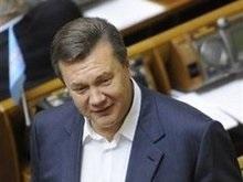 Янукович: Никакой коалиции с БЮТ не планируется