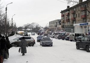 В Красном Луче могут закрыть единственную в городе украинскую школу