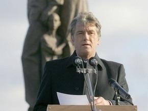 Ющенко стыдно, что политики остаются малороссами или хохлами