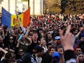 После массовых беспорядков в Кишиневе задержаны около 300 человек