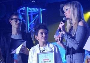 Названы победители третьего детского вокального проекта Зірковий час