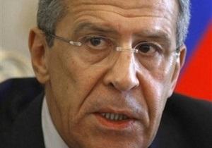 Глава МИД России прилетел в Киев
