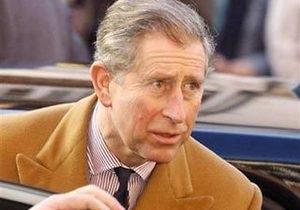 Принц Чарльз обратился к британцам с просьбой воздержаться от купания в ванной