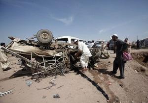 Не менее 12-ти человек погибли в результате взрыва лагеря беженцев в Пакистане