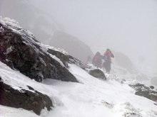 Спасатели МЧС завершили операцию в горах Прикарпатья
